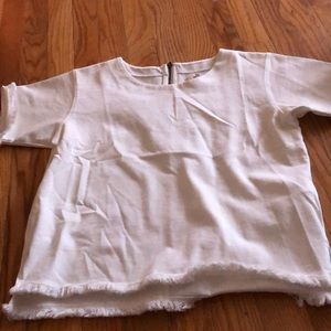 Off white madewell top